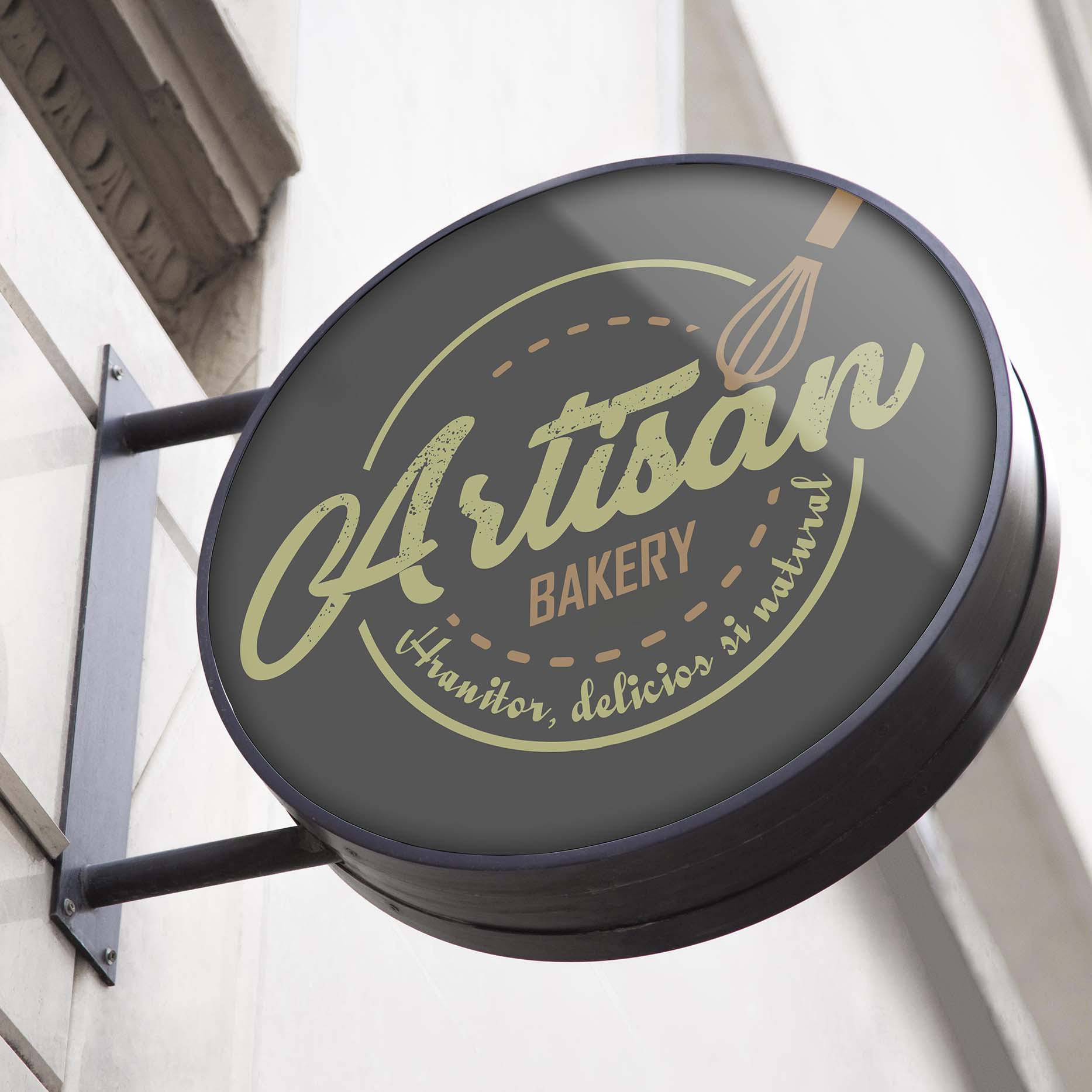 Artisan Bakery logo