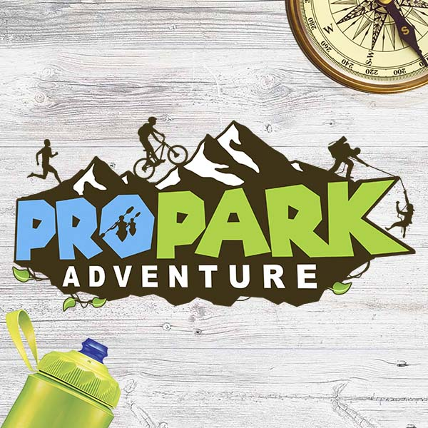 Proprk Adventure - logo design