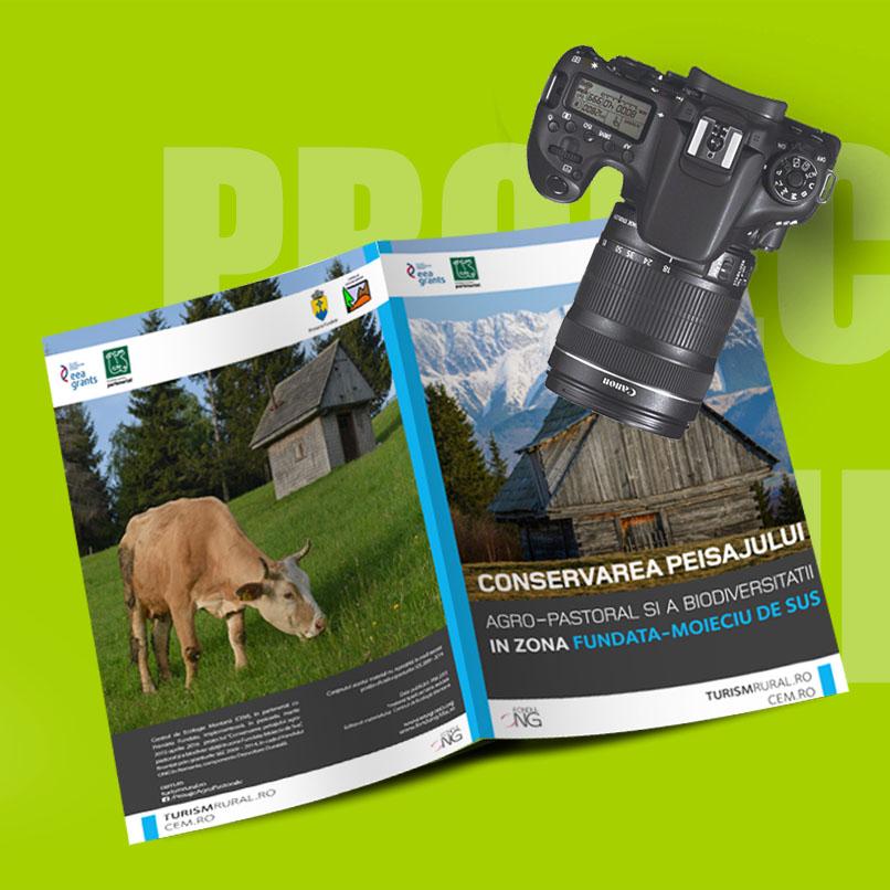 Conservarea peisaului Agro-pastoral broșură