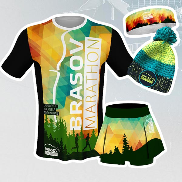 Design produse shop - Brașov Marathon