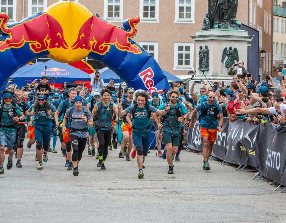 Start Red Bull X-Alps 2019