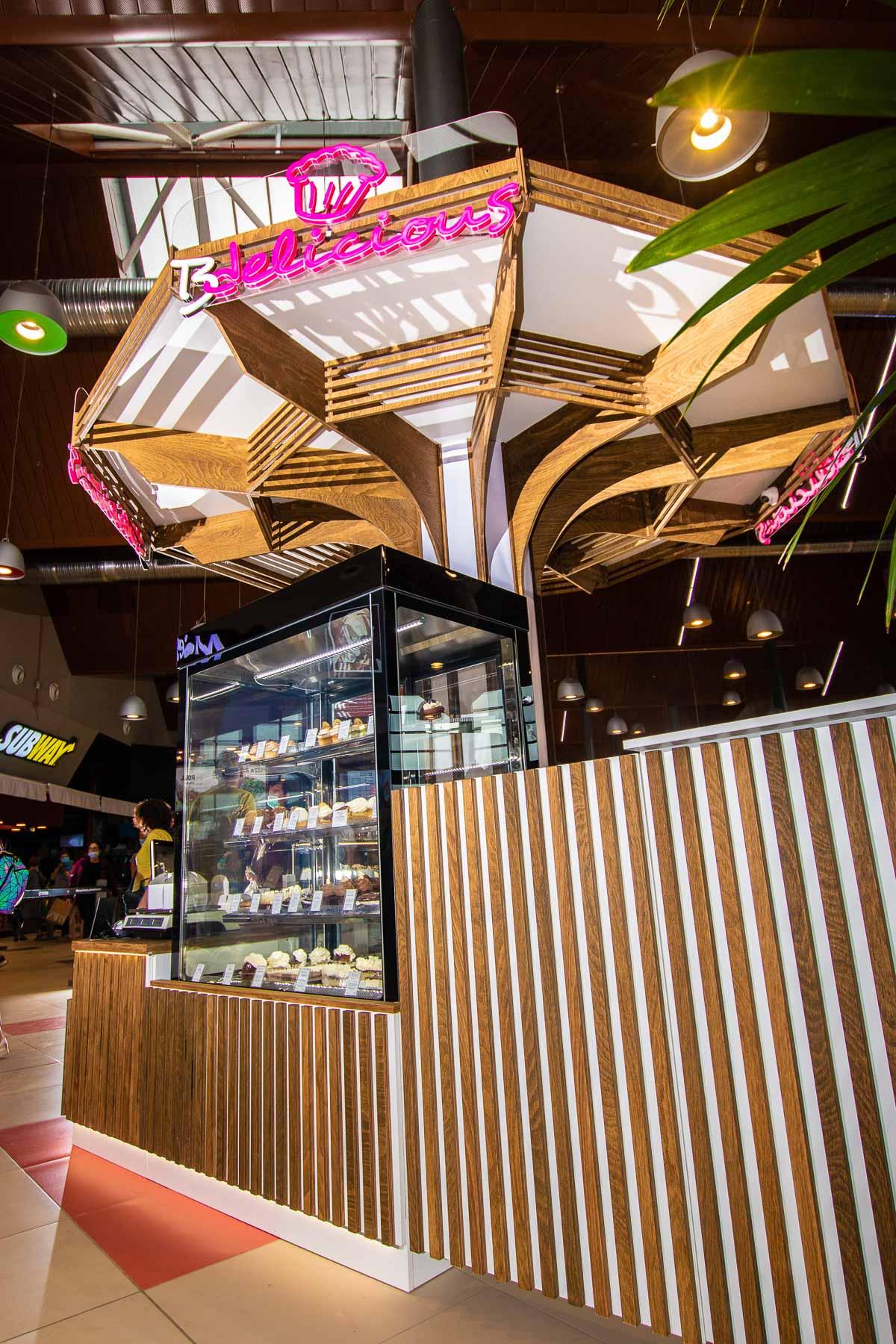Fotografie imobiliara mall Coressi Brasov - Proiect Miso Architects